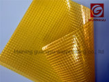 Tela incatramata trasparente ad alta resistenza -3 del PVC
