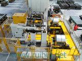 オートメーション機械NCコイルの処理システムヘルプのサーボストレートナの送り装置そして車の部品を作るUncoilerの使用