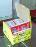 Tarjetas que juegan de papel impermeables modificadas para requisitos particulares