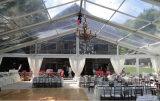 barraca transparente do banquete de casamento do frame do alumínio de 25m para 1000 povos