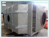 Échangeur de chaleur air-eau de tube à ailettes, vapeur pour aérer l'échangeur de chaleur, radiateur d'air, pétrole thermique pour aérer l'échangeur de chaleur pour le séchage industriel
