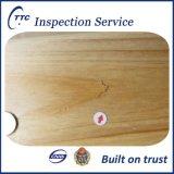 Servicio del examen de la calidad para el vector de madera/de madera en China
