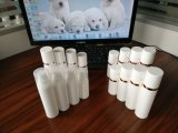 Bottiglia senz'aria disponibile dei pp di capienza differente di qualità superiore della materia plastica