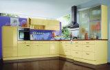 Alto disegno di disegno dell'armadio da cucina di lucentezza della mobilia domestica da vendere