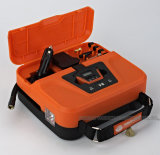 디지털 계기를 가진 자동적인 12V 자동차 타이어 부풀리는 장치