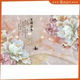 La pintura china impresa Digitaces del Peony para la decoración casera