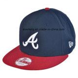 Стильная Атлант Braves кнопки бейсбольная кепка назад для малолеток