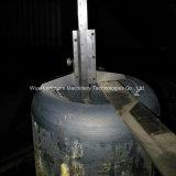 Incrementar inferior a máquina de giro quente do extintor de incêndio