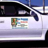 Aimants durables personnalisés par modèle personnalisés de porte de véhicule