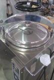 Esterilizador vertical completamente automático de la autoclave de vapor del indicador digital