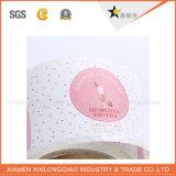 Ярлык одежд бирки одежды размера ткани одежды Washable сплетенный печатание