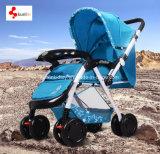 Preiswerte neue Art-faltbarer sicherer des Babypram-Spaziergänger-Buggy-2017 und bequemer Baby-Buggy