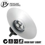 Lumières élevées supérieures de compartiments de l'aluminium CRI75 120W Ce/RoHS IP65