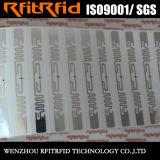 접착성 860-960MHz 저항은 상감세공 RFID를 적셨다