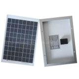 Comitato solare sottile flessibile della pellicola 12V 15W di prezzi poco costosi poli per il Pakistan