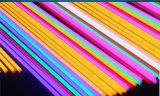Colore giallo dentellare viola verde blu rosso 2FT 3FT illuminazione del tubo da 4 FT 5FT T8 LED