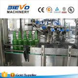 Машина завалки пива стеклянной бутылки изготовляет для производственной линии Baverage