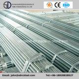 Tubo d'acciaio galvanizzato tuffato caldo promozionale per la serra