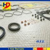 Kit completo de la junta de culata del motor diesel para los recambios 4le2