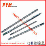 Screw and Barrel for PVC Extrude pipe