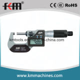 степень предохранения от микрометра IP65 цифровой индикации 0-25mm электронный внешний
