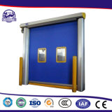 広く利用された最もよい価格のクリーンルームPVCシャッタードア