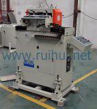Máquina que introduce del oscilación servo que adopta el tipo método de presurización del resorte del rodillo