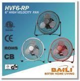 """Krachtige MiniVentilator 6 van het Metaal de Ventilator van de """" Hoge Snelheid"""