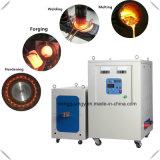 Machine de chauffage de fréquence moyenne de chaufferette d'admission pour le tube en acier