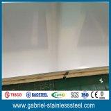 Prix extérieur bon marché de plaque de l'acier inoxydable 2b de la vente en gros 304 de fournisseur de la Chine par feuille