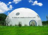 高品質の私用カスタム贅沢で大きいホテルの家の玄関ひさしのテントの球形の家のテント