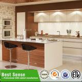 上デザイン卸売MFCの低価格の木製の食器棚