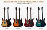 Guitare électrique de couleur de luxe d'usine de guitare de type de P.R. d'Aiersi