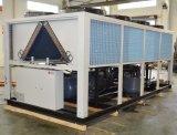 Refrigerador de parafuso de refrigeração a ar para embalagem de refrigeração de cerveja de leite