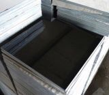 Schwarzer Granit-Steinshanxi-schwarze Fliese/Platte für Fußboden und Wand