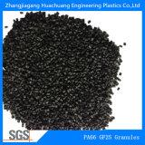Gránulos de la fibra de vidrio el 25% de la poliamida PA66