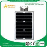 El proyecto manejó 3 años de la garantía del camino de la lámpara del panel solar de iluminación de la energía LED