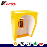 Koontech IP66 Emergency Telefon-robustes Tunnel-Telefon mit unveränderlicher Qualität
