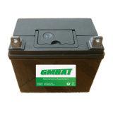 Heiße Rasenmäher-Batterien des Verkaufs-12V 18ah U1l-7 wartungsfreie