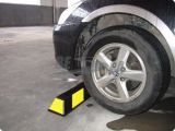 Gummi 1.65meter Length Garage Car Wheel Block