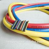 Hochdruck 3 färbt 9.5mm den flexiblen R410A Freon aufladenschlauch