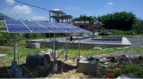 30kw automatische ZonnePomp voor Ontzilting van Overzees Water en het Pompen van het Water