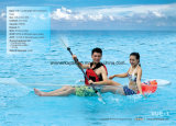 Una Paddler Max Individual Deluxe Asiento fondo transparente Kayak