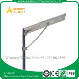 A lâmpada ao ar livre solar 40W impermeável integrou tudo em uma luz de rua solar do diodo emissor de luz