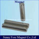 Cylindre différent d'épaisseur à un aimant permanent