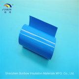Bestes verkaufendes dünnes Belüftung-Wärmeshrink-Gefäß für Li-Ion18650 Batterie