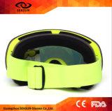 Polarisierter Schnee-Einstieg-Ski-Schutzbrille-Hersteller mit Cer
