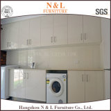 Custom Lacquer Door Mix MFC Carcase Laundry Cabinet
