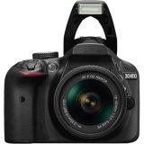 Whosleasle heiße Verkäufe neue Nikor D3400 SLR der Digitalkamera-24.2MP drei wahlweise freigestellte Digitalkamera Objektiv-Installationssatz-der Eingangsstufe-SLR