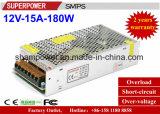 12V 15A 180W 3D Drucker-Schaltungs-Stromversorgung